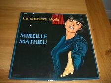 Mireille Mathieu-la premiere etoile.lp + poster.french