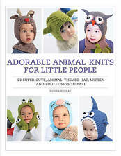 Adorable Animal Knits for Little People. 20 Super-Cute, Animal-Themed Hat, Mitte
