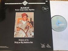 558 588 Moroccan Classical Music Andalou-Maghrebine / Rais / Orchestre de Fez