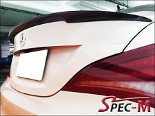 PS Style Fiberglass Trunk Wing Spoiler for 2013+ CLA180 CLA200 CLA250 CLA45AMG