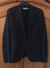 Zara Black Blazer Jacket Smart Casual Size S