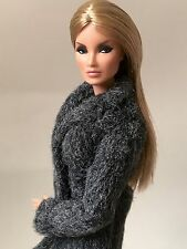 """FASHION ROYALTY NU FACE 2.0 BE DARING IMOGEN  12"""" NUDE DOLL"""