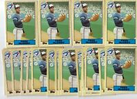 Fred McGriff - 1987 Topps Traded #74t - Blue Jays - Rookie Card - 20ct Card Lot