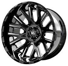 V-Rock Recoil 9,5x18 6x139,7 Felgen Ford Ranger F150 Chevrolet Tahoe Escalade