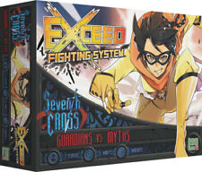 Exceed: Seventh Cross - Guardians vs Myths