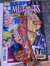 New Mutants 88, 89, 90, 91, 92, 93, 94, 95, 96, 97, 98 (Facsimilie Edition),100