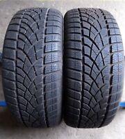 2 pneus DUNLOP SP hiver Sport 3D DSST (RSC ) 225/45 R17 91H M+S