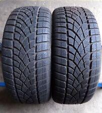 2 pneus hiver Dunlop SP Sports D'Hiver 3d * DSST (RSC) 225/45 r17 91 H M + S