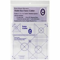Multisize Fussy Cutter Ruler - Marti Michell