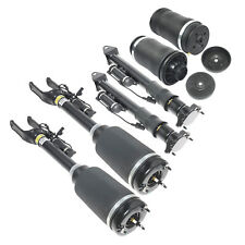 6PCS Front Suspension Strut+Rear Shocks+ Air Spring For Mercedes ML-Class GLX164