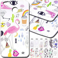 For Xiaomi Redmi 4X Rubber TPU Skin Silicone Soft Case Cover Protective Gel Back