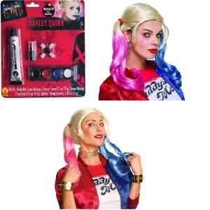 Harley Quinn Suicide Squad Accessory (Choose your Style & Color) Joker Movie