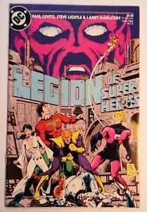 Comic Book -Legion of Super-Heroes #8 - Mar 1985 - DC Comics - Uncertified - VF-