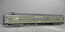 ERIE 80 ft COACH w/AIR #2250-2288 HO Model Railroad Plastic Unpainted KIT BC1203