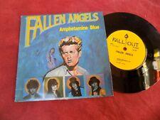 "FALLEN ANGELS Amphetamine blue 7"" NEW WAVE"