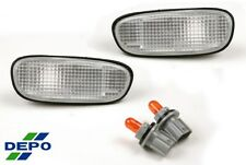 fits 93-01 Subaru Impreza Side Marker Lights Side Lamp 97 98 PAIR NIB