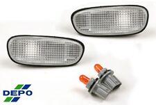 93-01 Subaru Impreza Sidemarker Lights Side Lamp 97 98 PAIR
