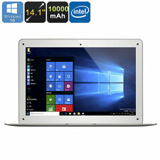 Jumper EZbook 2 Ultrabook Laptop - Licensed Windows 10, 14.1 Inch FHD Display, I