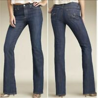 AG Adriano Goldschmied The Elite Bootcut Jeans Size 30 R x 30 Medium High Rise