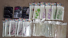 BULK LOT iPhone 5 5S Cases 31 Total Cover Glow in Dark LOT BULK NEW