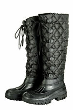 HKM Thermostiefel Fashion, Winterstiefel, schwarz, Gr. 40