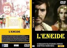 """COFANETTO 3 DVD SERIE TV INEDITA """"L'ENEIDE"""" 1971 F. ROSSI"""