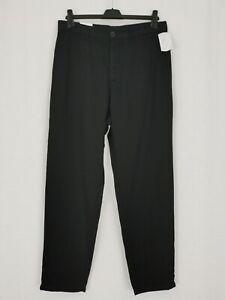 BRAND NEW | Zara | Carrot Fit Trousers | Size UK W30 EUR 40| Back Pockets