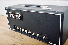 Park P50 tube guitar amp head excellent condition-amplifier for sale