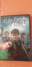 DVD Harry Potter und die Heiligtümer des Todes 7 Teil 2 FSK12 Film Zauberer kult