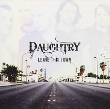 DAUGHTRY : LEAVE THIS TOWN (CD) sealed