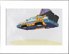 Back to the Future DELOREAN Production Animation Cel Universal