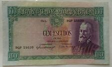 More details for portugal banknote: 100 escudos, 1950