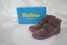Richter Schuhe für Mädchen mit Klettverschluss Größe EUR 34