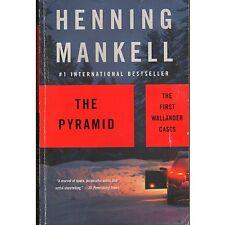THE PYRAMID Henning Mankell 2009 1st Lg PB qpv