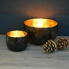 Metal Contemporary Candle & Tea Light Holder Sets
