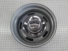 CRAGAR Chev Ralley Wheel & Cap 15 x 8 fits 57 Chev Camaro HQ HZ Corvette GTS SS