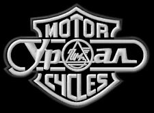 Ural motorcycles  embroidered patch