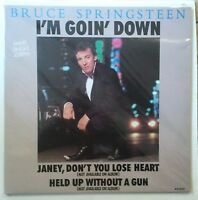 "Bruce Springsteen I'M Goin' Down Maxssingle 12 "" Holland 1985"