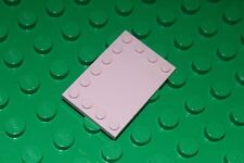 LEGO plaque rose Belville Tile ref 6180 ParaPink / sets 5895 5810 Family House