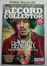 RECORD COLLECTOR MAGAZINE - Issue 380 October 2010 - Jimi Hendrix / Gong