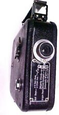 1933 Eastman Kodak Movie Camera 8MM CINE Eight Model 20 USA Viewfinder Handle