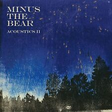Minus the Bear Acoustics 2 II Vinyl LP Record & MP3! Limited Color or 180gm! NEW