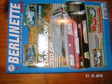 Berlinette n°9 A110 ex Nicolas A364 560 Alpine Spider