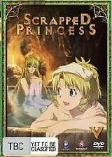 Scrapped Princess - Prophecies And Parents : Vol 5 (DVD, 2006)