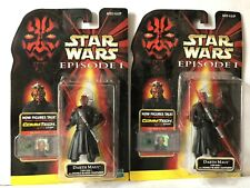 Darth Maul w/Double-Bladed Lightsaber Vintage Star Wars Episode 1