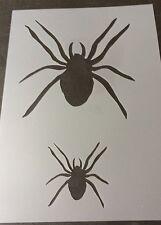 Araña Halloween Mylar reutilizable Plantilla Aerógrafo Pintura Arte Arte Hazlo tú mismo