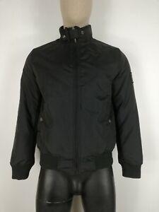 REFRIGUE Bomber Cappotto Giubbotto Giubbino Jacket Coat Giacca Tg L Uomo