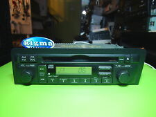 Honda Civic 2001-2003 CD player w/Code Sdn 2TC1 4XC0 TESTED see VIDEO 58052Ag