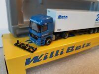 Actros 6169 Italia    Willi Betz   24plus Systemverkehre RT   Exclusiv