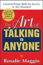 The Art of Talking to Anyone: Essential People Skills for Success in-ExLibrary